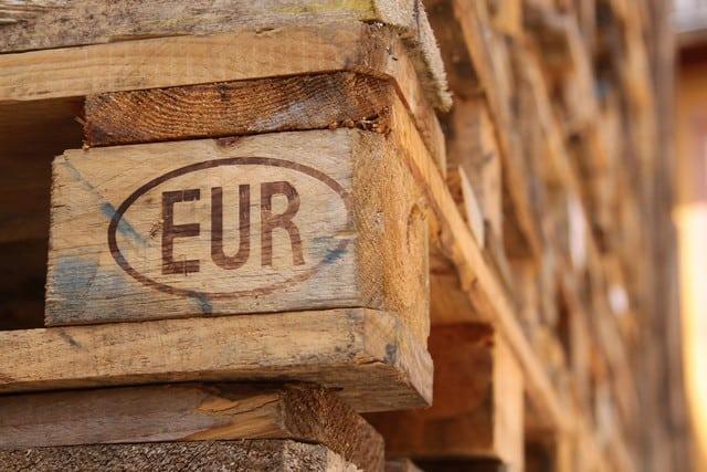 euro palety
