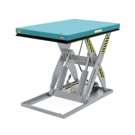 Stół Ameise, 500kg, blat 1300x800mm 12